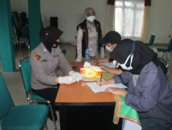 Dapat Apresiasi Dari Masyarakat, Polda Lampung Gelar Vaksinasi Dosis ke-2 di Unila Dengan Prokes Ketat