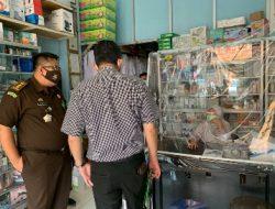 Kejaksaan Tinggi Lampung Monitoring Beberapa Apotek dan Toko Alat Kesehatan di Bandarlampung