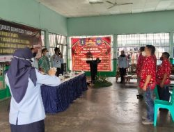 Puluhan Warga Binaan Lapas Rajabasa Ikuti Pelatihan Design Menjahit