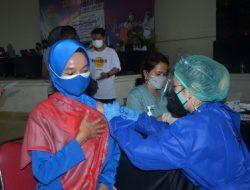 Kembali Gelar Serbuan Vaksin, Lanmar Jakarta Bekerjasama Dengan Pemkot Jakarta Selatan