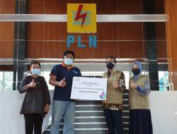 PLN Peduli Gelontorkan 150 Juta Rupiah untuk 53 Rumah Ibadah dan Ponpes di Lampung