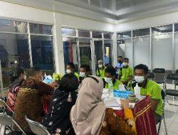 Kepeduliaan Kanwil Lampung Terhadap Warga Binaan Lapas Kelas IIB Gunung Sugih