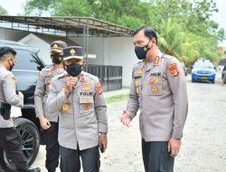 Klarifikasi Polda Lampung Terkait Viralnya Foto Seolah Polisi Melakukan Aksi Saat Kedatangan Jokowi