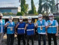Sukseskan Kunjungan Kerja RI 1 ke Lampung, PLN Siagakan Personil Jaga Pasokan Listrik