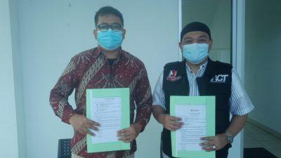 Startup Pengiriman Barang Datangin ID Komitmen Donasikan Sebagian Keuntungan melalui ACT Bandar Lampung