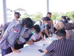 Polda Lampung siapkan 1500 Dosis Vaksin 1 dan 2 di Pasca Sarjana UBL