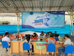 Jasa Raharja Gandeng Biddokkes Polda Lampung Gelar Vaksinasi