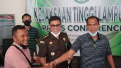 Klarifikasi Kejati Lampung Atas Pemberitaan, Kasus Intimidasi Jurnalis dan Jaksa Kejati Berujung Damai