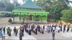 Peringatan Hari Santri, Ratusan Santri Dewan Dakwah Lampung Gelar Mukhayam Quran